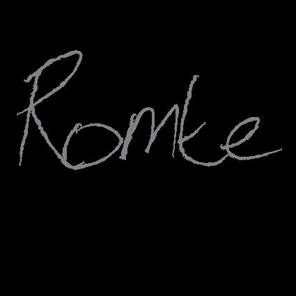 romke-handtekening